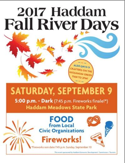 fall river days