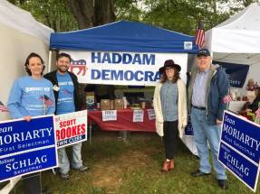 We met a lot of great folks at the Haddam Neck Fair.