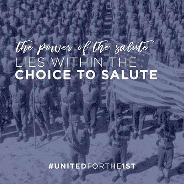choice salute